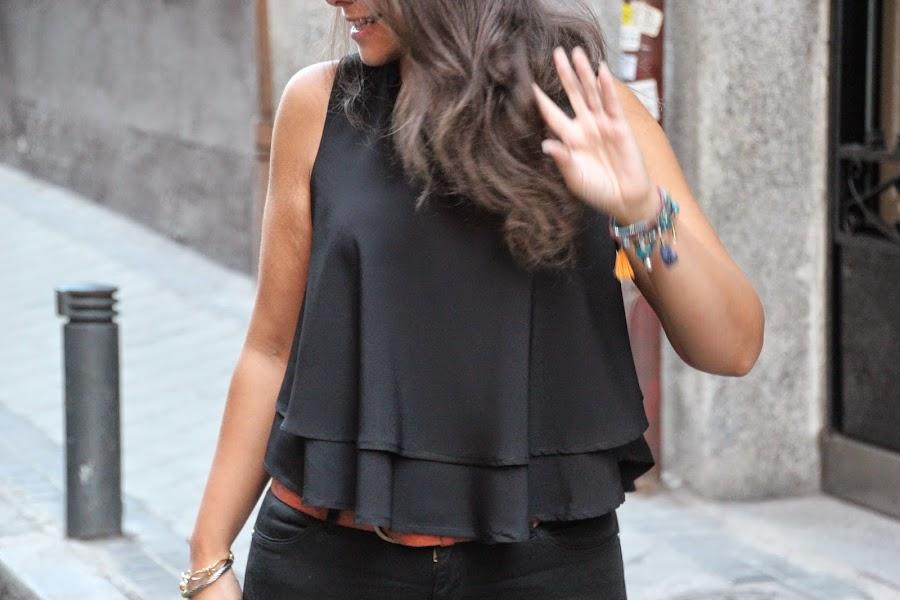 DIY Costura: Cómo hacer blusa crop top (patrones gratis)