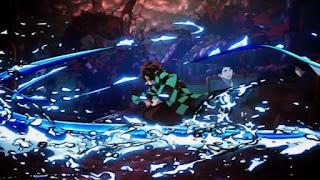 鬼滅の刃アニメ 劇場版 無限列車編   竈門炭治郎 Kamado Tanjiro CV.花江夏樹   Demon Slayer Mugen Train