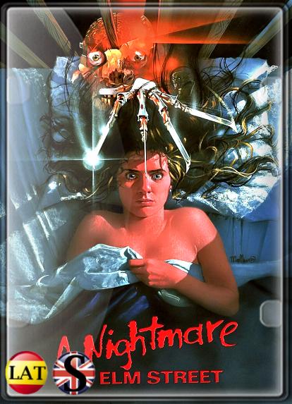 Pesadilla en la Calle del Infierno (1984) HD 1080P LATINO/INGLES