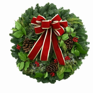Enter to win a $25 gift certificate from Lynch Creek Farm towards a Christmas Wreath. Ends 12/6.