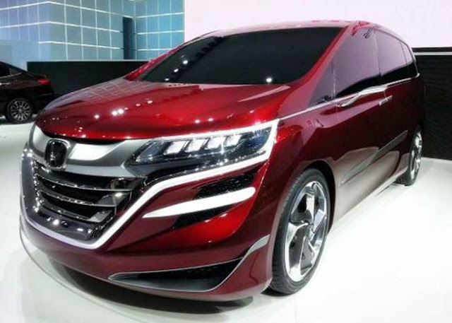 2017 Honda Odyssey Price Rumors