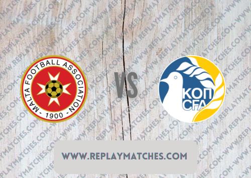 Malta vs Cyprus -Highlights 01 September 2021