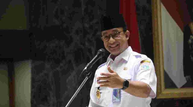 Anies Baswedan: Pembangunan Jakarta Usai Covid-19 Akan Bergeser ke Transit Oriented