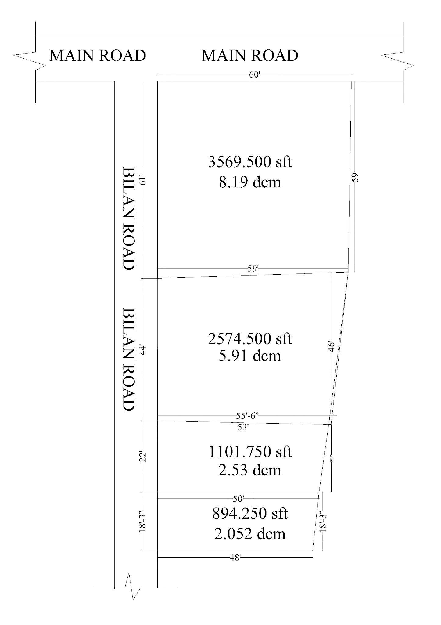 floor plan location