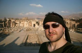 Kris Griffiths, Baalbek, Lebanon