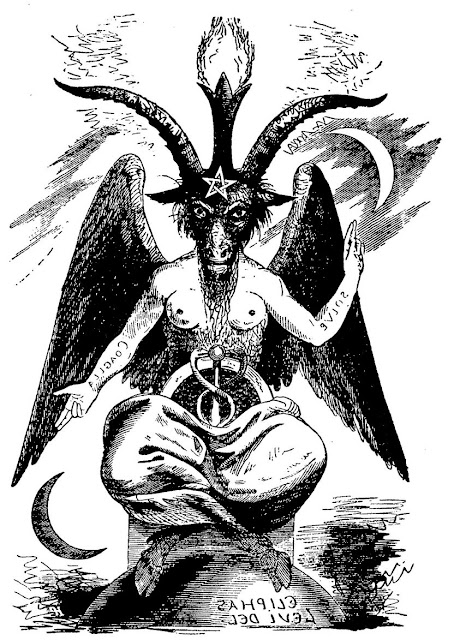 Baphomet, Zaratustra, Mithra, Diabo, Ocultismo, Eliphas Levi, Religião, Magia, História, Mitologia, Ferohar, Zoroatrismo
