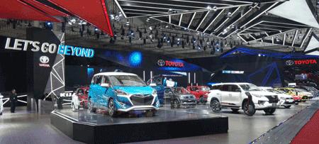 Harga Promo Kredit Toyota Tangerang 2018