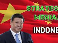 MENGEJUTKAN !! INI DIA TAK TIK CHINA MENJAJAH INDONESIA DI TANGAN JOKOWI !!