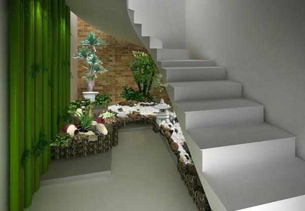 Under Stair Garden Ideas Decor Units