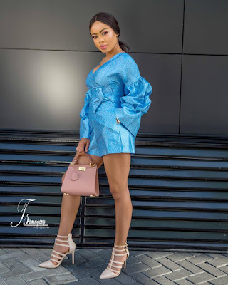 #BBNaija's Nina fashion and style looks