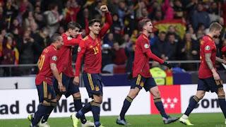 Highlight : Spain Romps Past Romania
