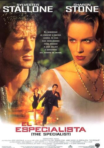 El especialista (1994) [BRrip 1080p] [Latino] [Acción]