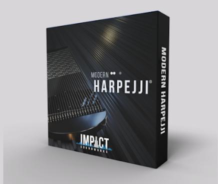 Modern Harpejji Impact Soundworks