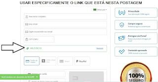 COMO COLOCAR O CUPOM DE DESCONTO CICLO EARA EBOOK PDF DOWNLOAD - concursos públicos