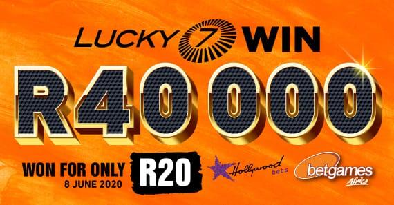 R40 000 WON