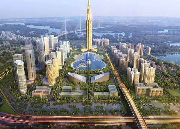 Dự án Thành phố thông minh có đem lại cơn sốt cho thị trường Đông Anh