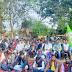 झारखंड मुक्ति मोर्चा प्रखंड स्तरीय सम्मेलन करो के आनंद मार्गी स्कूल मैदान में हुआ! आयोजन उपचुनाव को लेकर किया गया मंथन