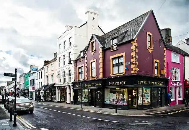 تأشيرة أيرلندا