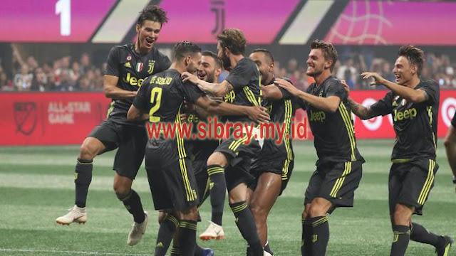 Juventus Kalahkan Lazio 2-0, Tapi Ronaldo Tak Cetak Gol