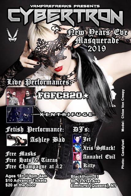 Vampirefreaks, FGFC820