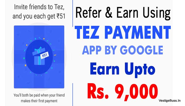 How To Make Money From Google Tez App