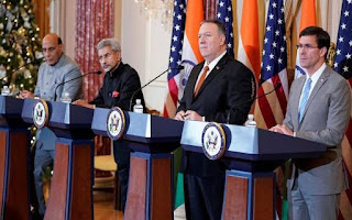 India –US Industrial Security Agreement Summit