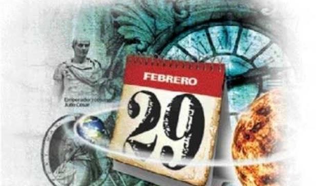 ¿Qué fecha sería hoy sin los años bisiestos?