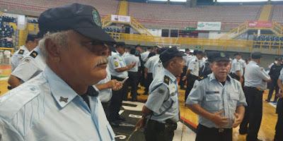 800 policiais militares da reserva se apresentam para reforçar segurança após ataques no Ceará