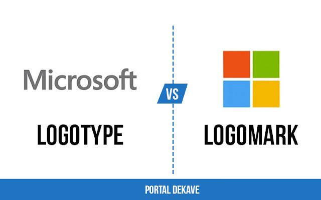 Inilah Pengertian dan Perbedaan Logotype dengan Logomark!
