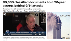 ABC Action News I-Team: 9/11 twenty years later investigating Sarasota hijackers support network