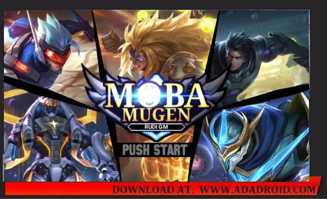 Moba Mugen V1.8 Apk by Rudi Gm