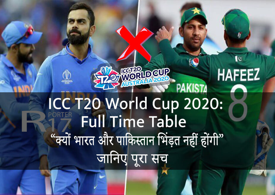 icc t20 world cup 2020 teams schedule fixtures news