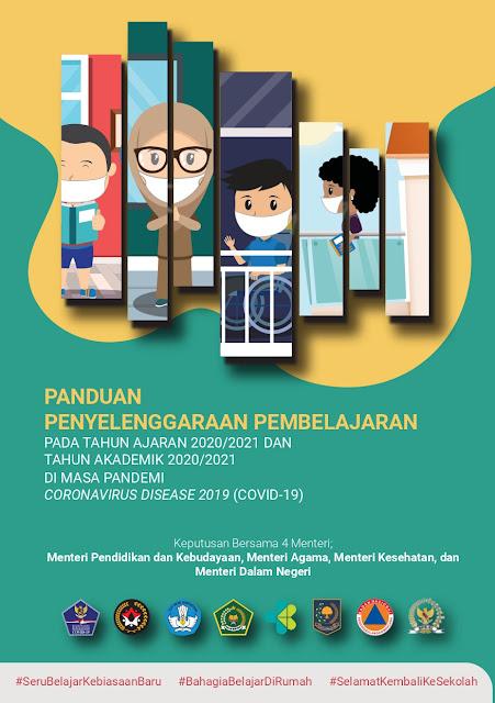Buku Panduan Penyelenggaraan Pembelajaran Tahun Ajaran 2020/2021 di Masa Covid-19