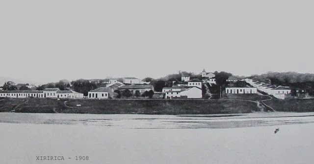 Xiririca, em 1908.