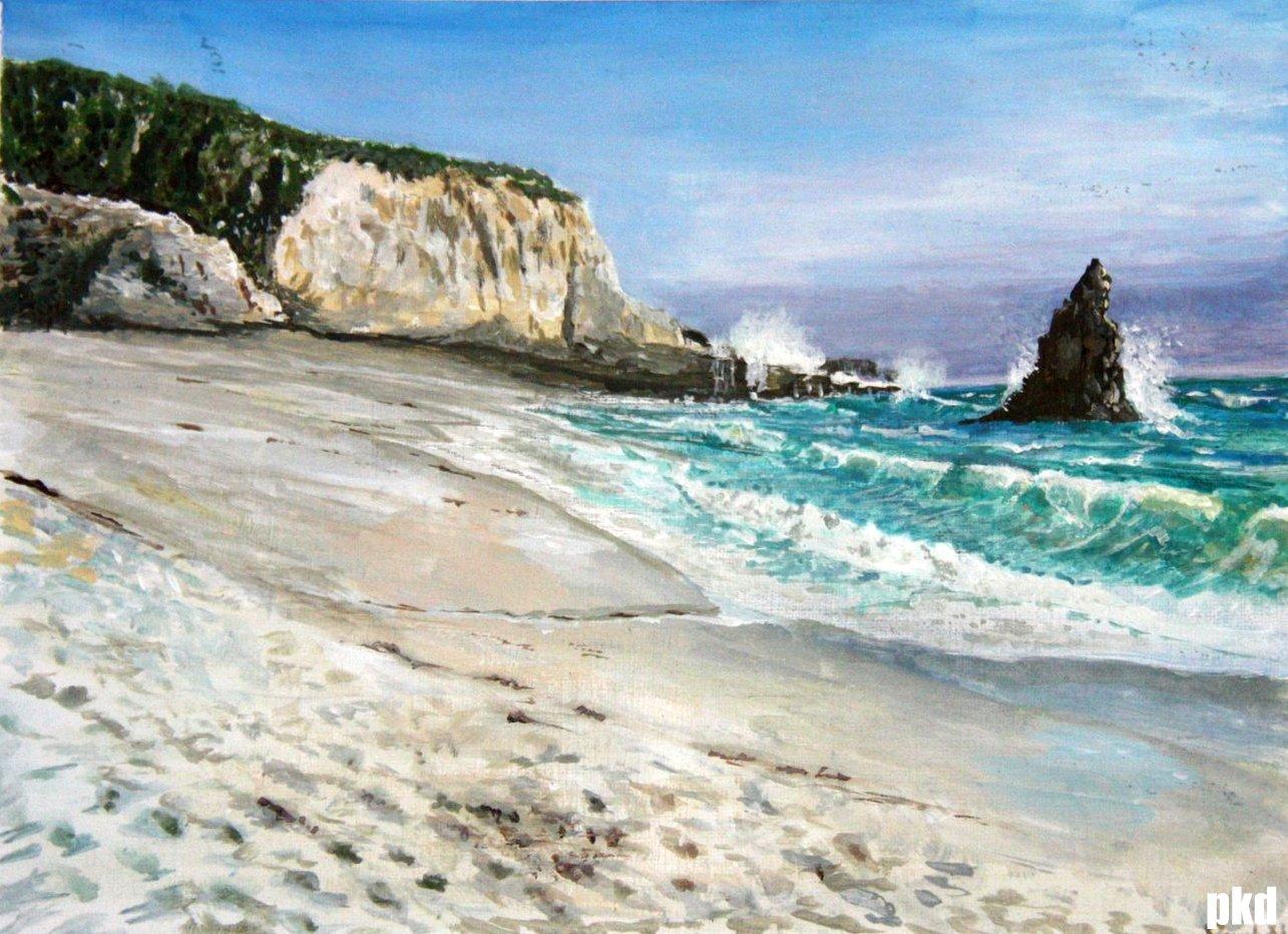 Море и нудисты