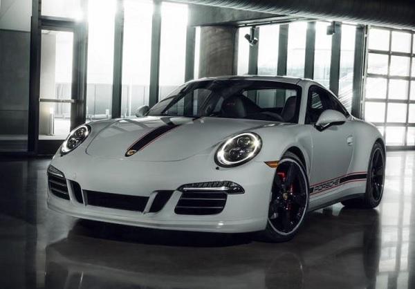 Porsche presentó una nueva edición limitada del 911 Carrera GTS