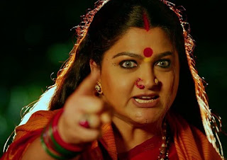 Nadhini actress Kushboo