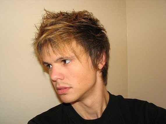 Fantastic Hairstyle Review And Pictures Choppy Haircuts For Mens 2012 2013 Short Hairstyles Gunalazisus