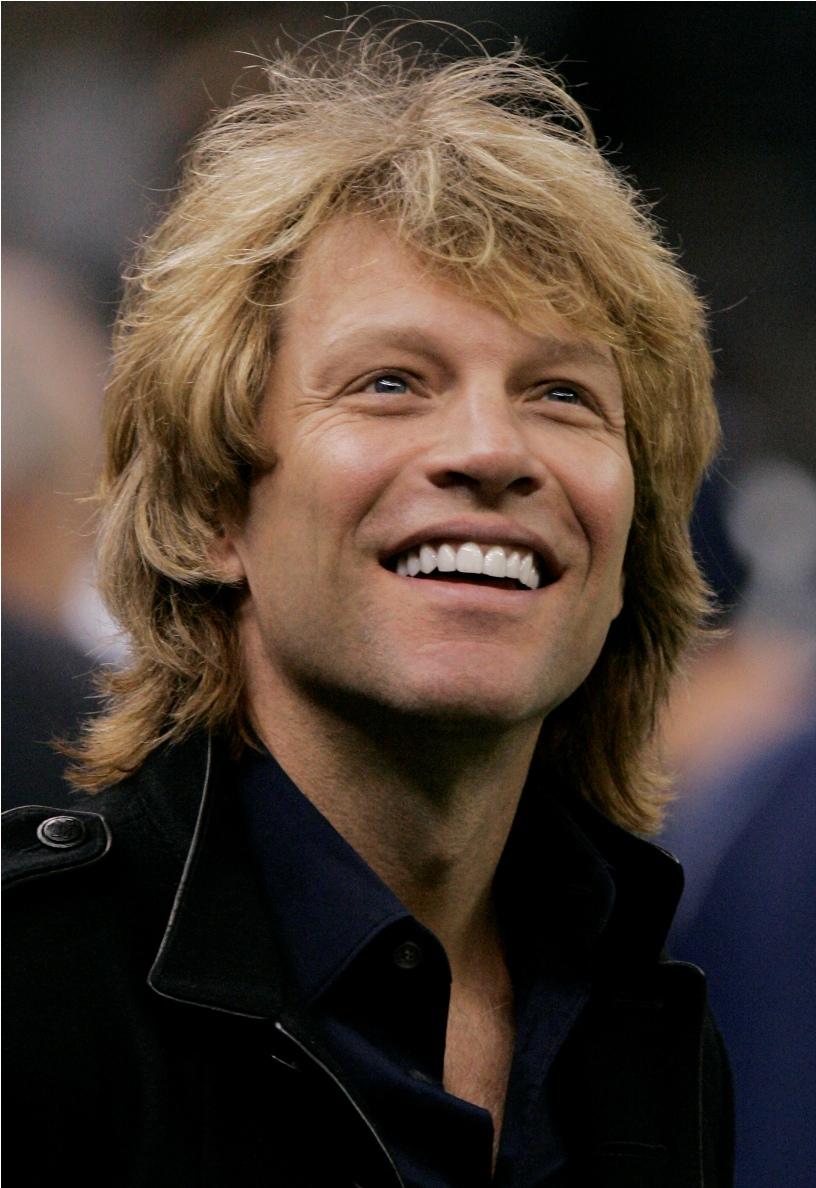 I Was Here.: Jon Bon Jovi