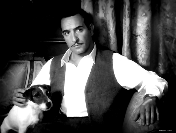 Studiebol the artist michel hazanavicius 2011 for Film 2016 jean dujardin