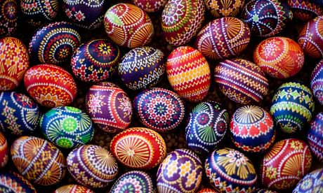 Origin and history of Easter Eggs