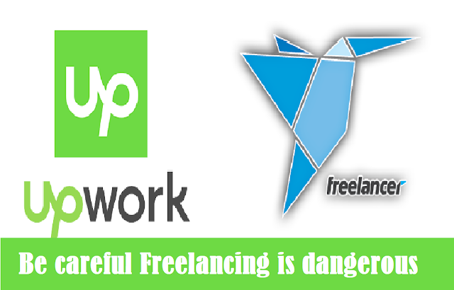 Be careful Freelancing is dangerous For New Freelancers