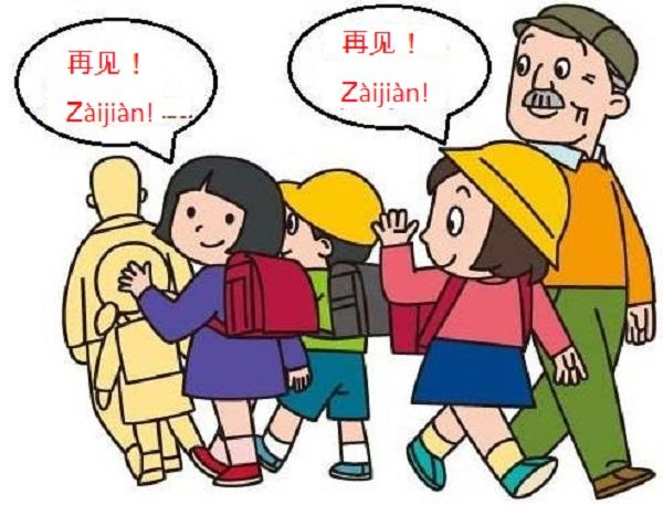 Khóa học tiếng Hoa cho người mới bắt đầu (phần 4)