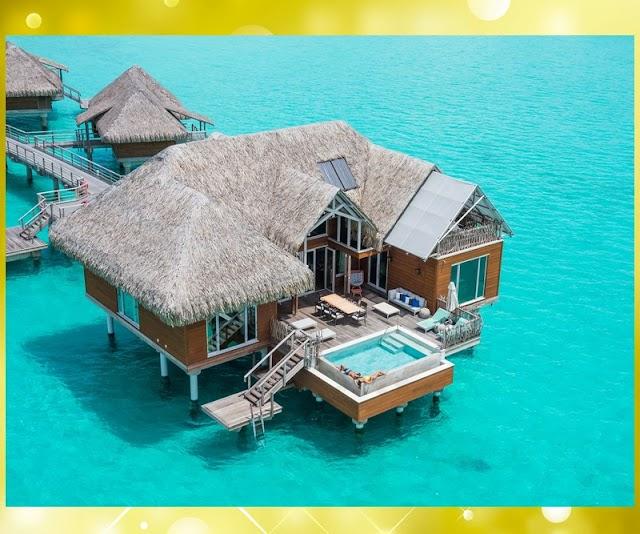 intercontinental bora bora resort & thalasso spa Offers online