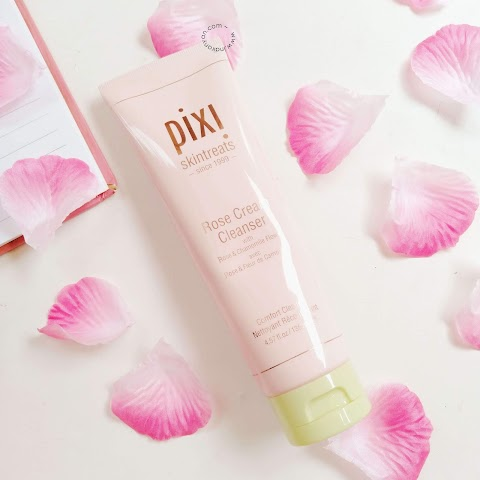 [REVIEW] Pixi - Rose Cream Cleanser*