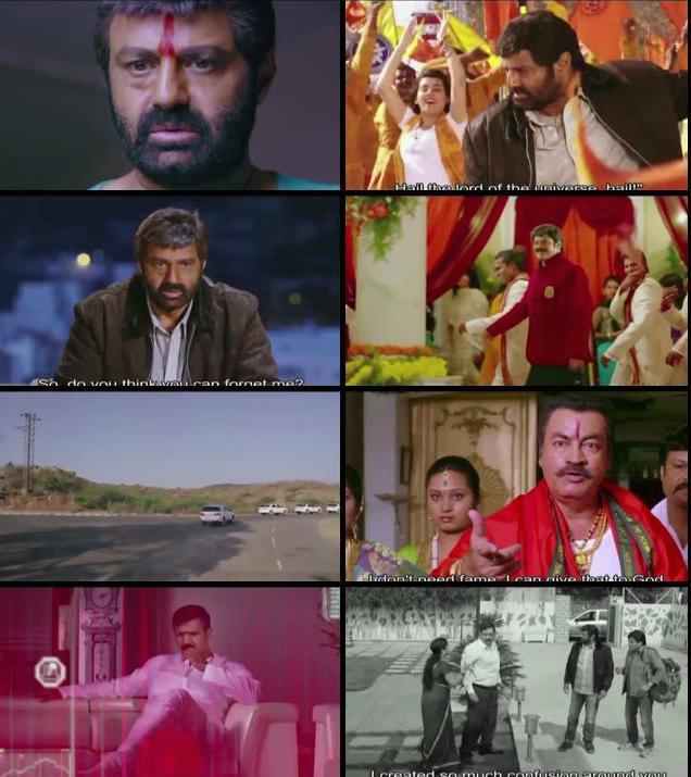 Ek Tsunami Jwalamukhi 2015 Hindi Dubbed 720p HDRip