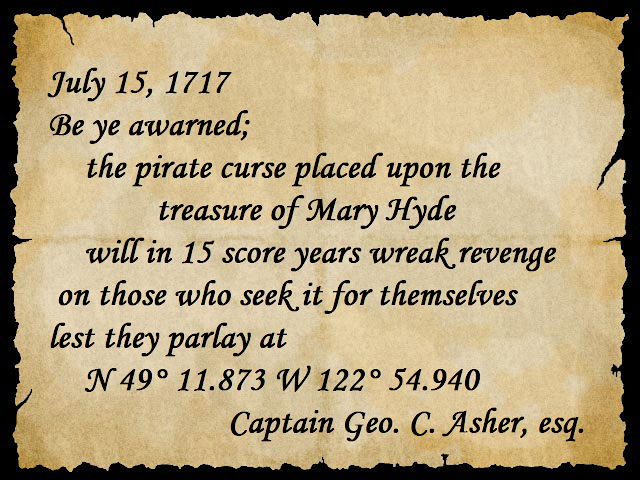 The Letter from Captain Geo. C. Asher esq.