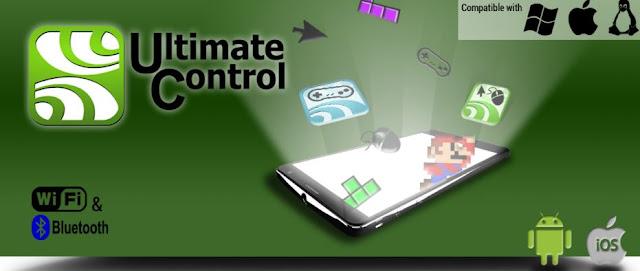 Ελενξτε το pc με το κινητο σας με το ultimate control