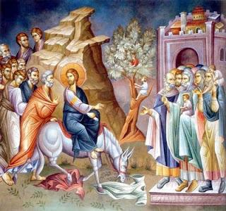 Ο Απόστολος της Κυριακής 9 Απριλίου 2017 – Βαΐων. (Φιλιπ. δ´ 4-9)