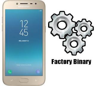 Samsung Galaxy J2 Pro SM-J250F Combination Firmware